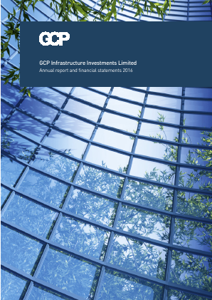 GCP Infrastructure Investments Ltd annual report 2016
