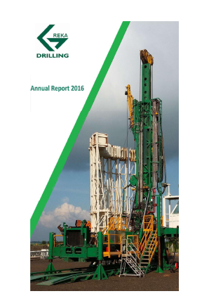 Greka Drilling annual report 2016