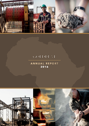 Goldplat Plc annual report 2016