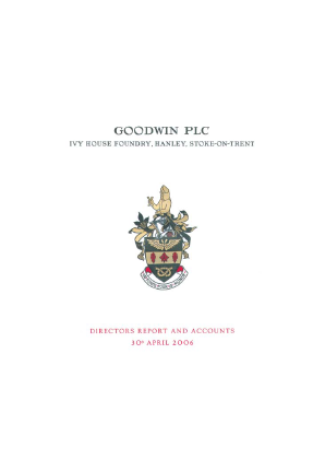 Goodwin annual report 2006