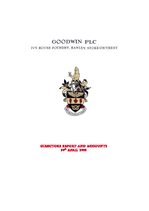 Goodwin annual report 2009