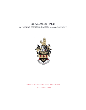 Goodwin annual report 2016