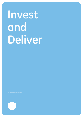 General Electric Co. annual report 2006