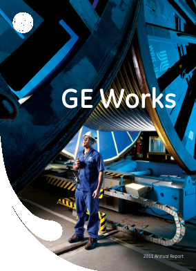 General Electric Co. annual report 2011