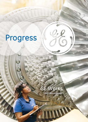 General Electric Co. annual report 2013