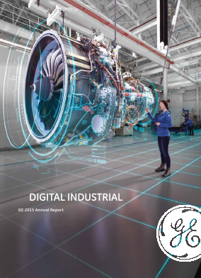 General Electric Co. annual report 2015