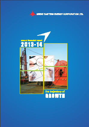Great Eastern Energy Corp annual report 2014