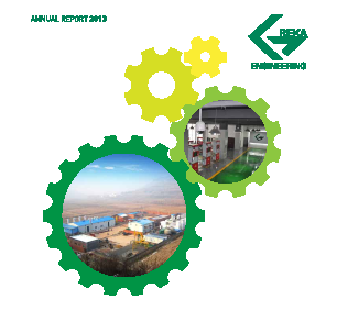 Greka Engineering & Technology annual report 2013