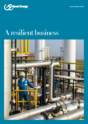 Genel Energy Plc annual report 2015