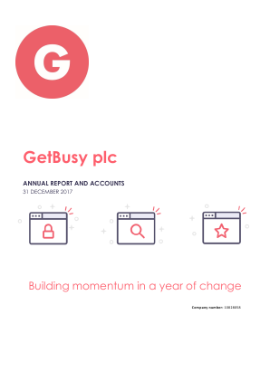 Getbusy annual report 2017