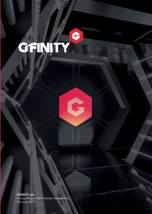 Gfinity Plc annual report 2017