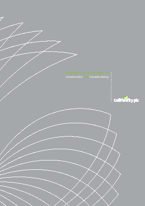 Galliford Try Plc annual report 2003