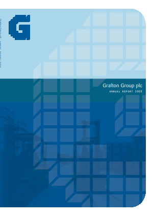 Grafton Group annual report 2003