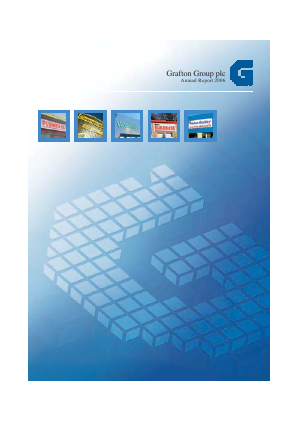 Grafton Group annual report 2006