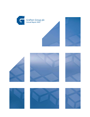 Grafton Group annual report 2007