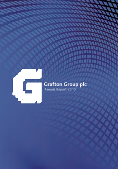 Grafton Group annual report 2010