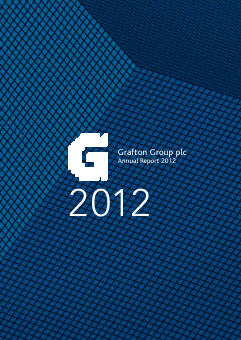 Grafton Group annual report 2012