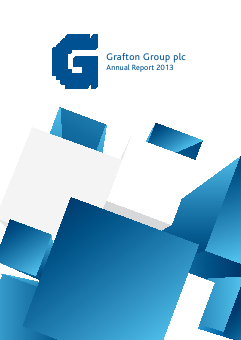 Grafton Group annual report 2013