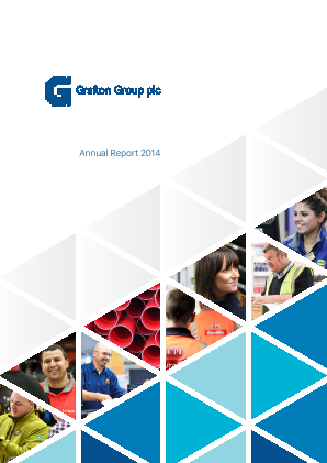 Grafton Group annual report 2014