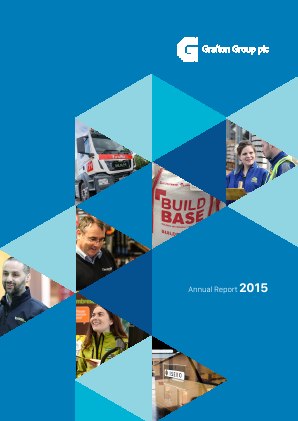 Grafton Group annual report 2015