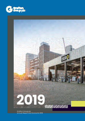 Grafton Group annual report 2019