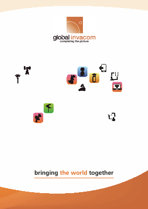 Global Invacom Group annual report 2016