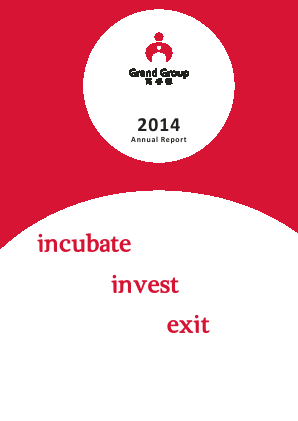 Grand Group Investment Plc annual report 2014