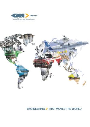 GKN annual report 2013