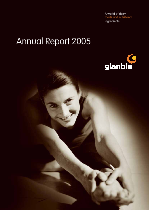 Glanbia annual report 2005