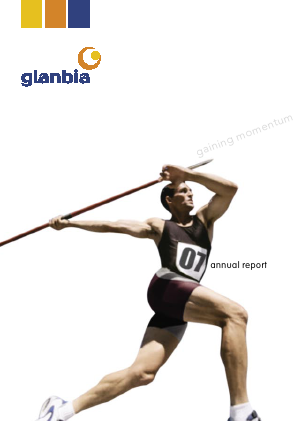 Glanbia annual report 2007