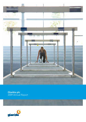Glanbia annual report 2009