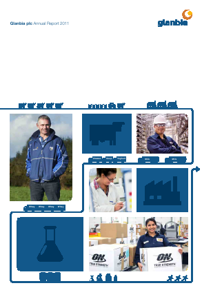 Glanbia annual report 2011