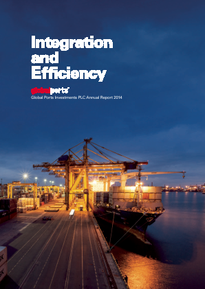 Global Ports Investments Plc annual report 2015