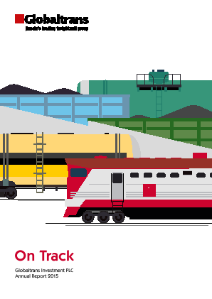 Globaltrans Investment Plc annual report 2015