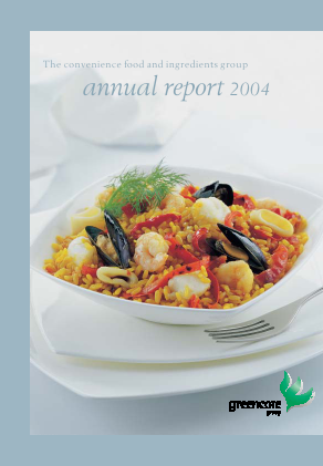 Greencore Group annual report 2004
