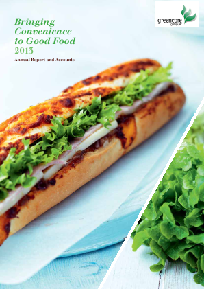 Greencore Group annual report 2013