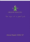 Greene King annual report 2007