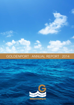Goldenport annual report 2014