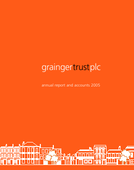 Grainger Plc annual report 2005