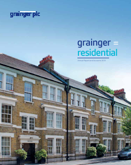 Grainger Plc annual report 2013