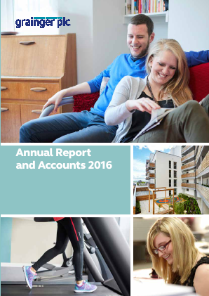 Grainger Plc annual report 2016