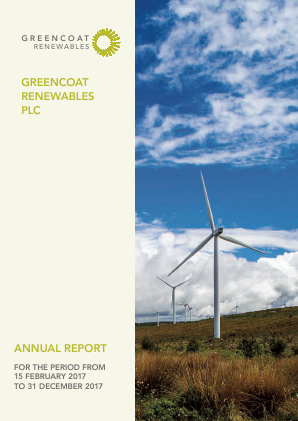 Greencoat Renewables annual report 2017