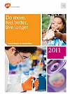 gsk annual report 2011 Gsk publishes 2010 corporate responsibility report 28 march 2011 under 'risk factors' in the 'business review' in the company' s annual report on form 20-f.