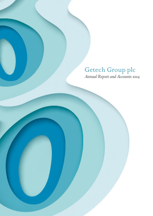 Getech Group annual report 2014