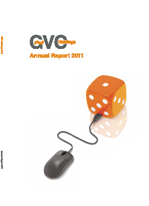 Gvc Holdings Plc annual report 2011