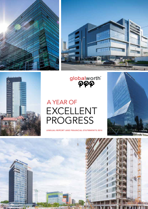 Globalworth Real Estate Invmts annual report 2014