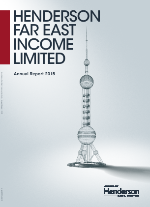 Henderson Far East Income annual report 2015