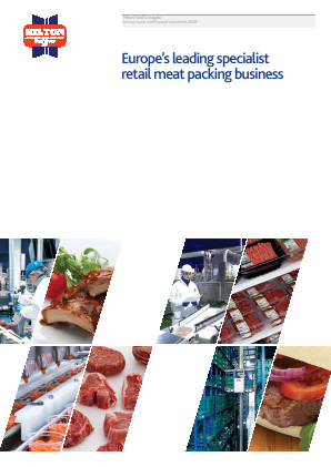 Hilton Food Group Plc annual report 2009