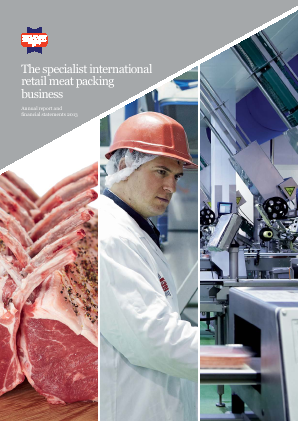 Hilton Food Group Plc annual report 2013