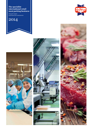 Hilton Food Group Plc annual report 2014